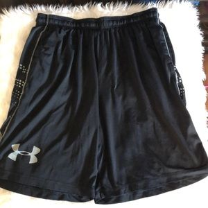 Under Armour Basketball shorts loose fit
